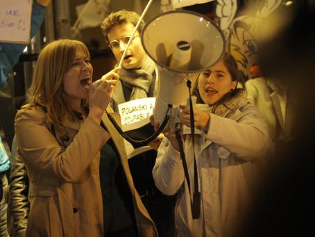 Contre la rétrospective Polanski, les féministes en ordre de bataille