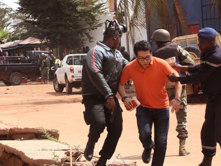 Bamako en deuil