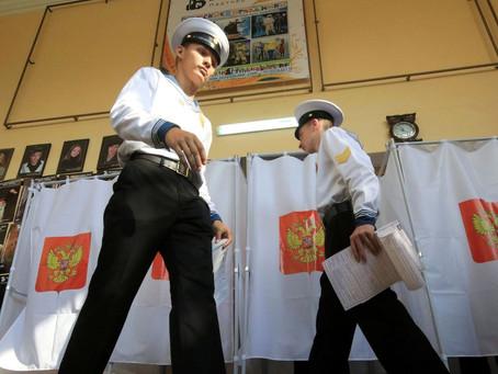 Russie : que traduit la victoire de Vladimir Poutine aux législatives ?