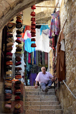 Le vendeur de kufi