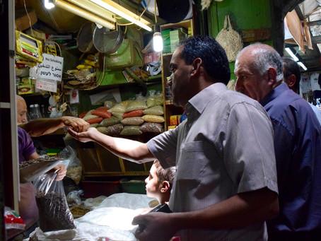 Reportage au cœur du souk de Jérusalem
