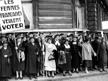 Dossier - La place des femmes dans la vie politique française