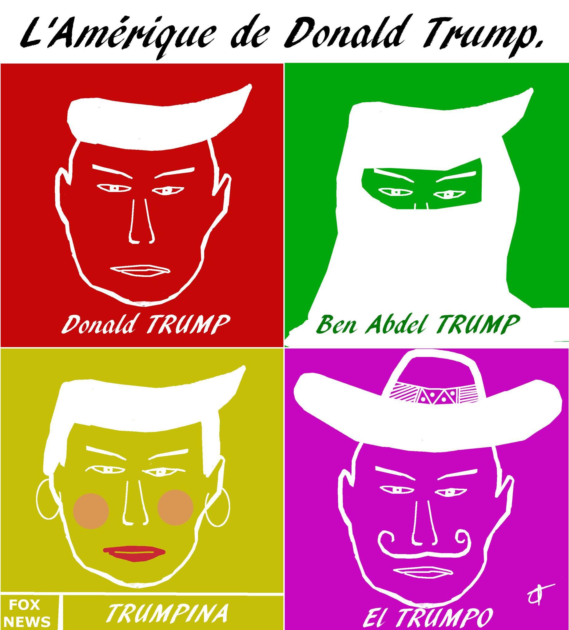 L'Amérique de Trump
