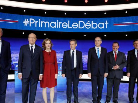 Décryptage primaire : le premier débat à droite