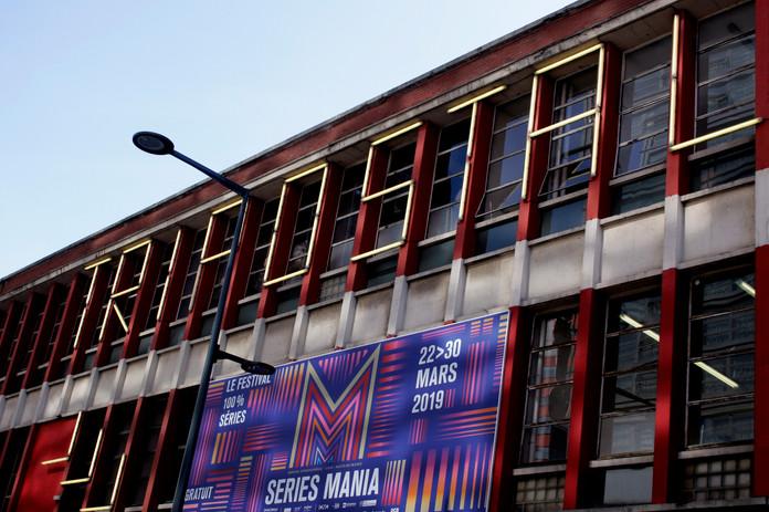 Le Tripostal, un des points phares du festival, et lieu des expositions et animations