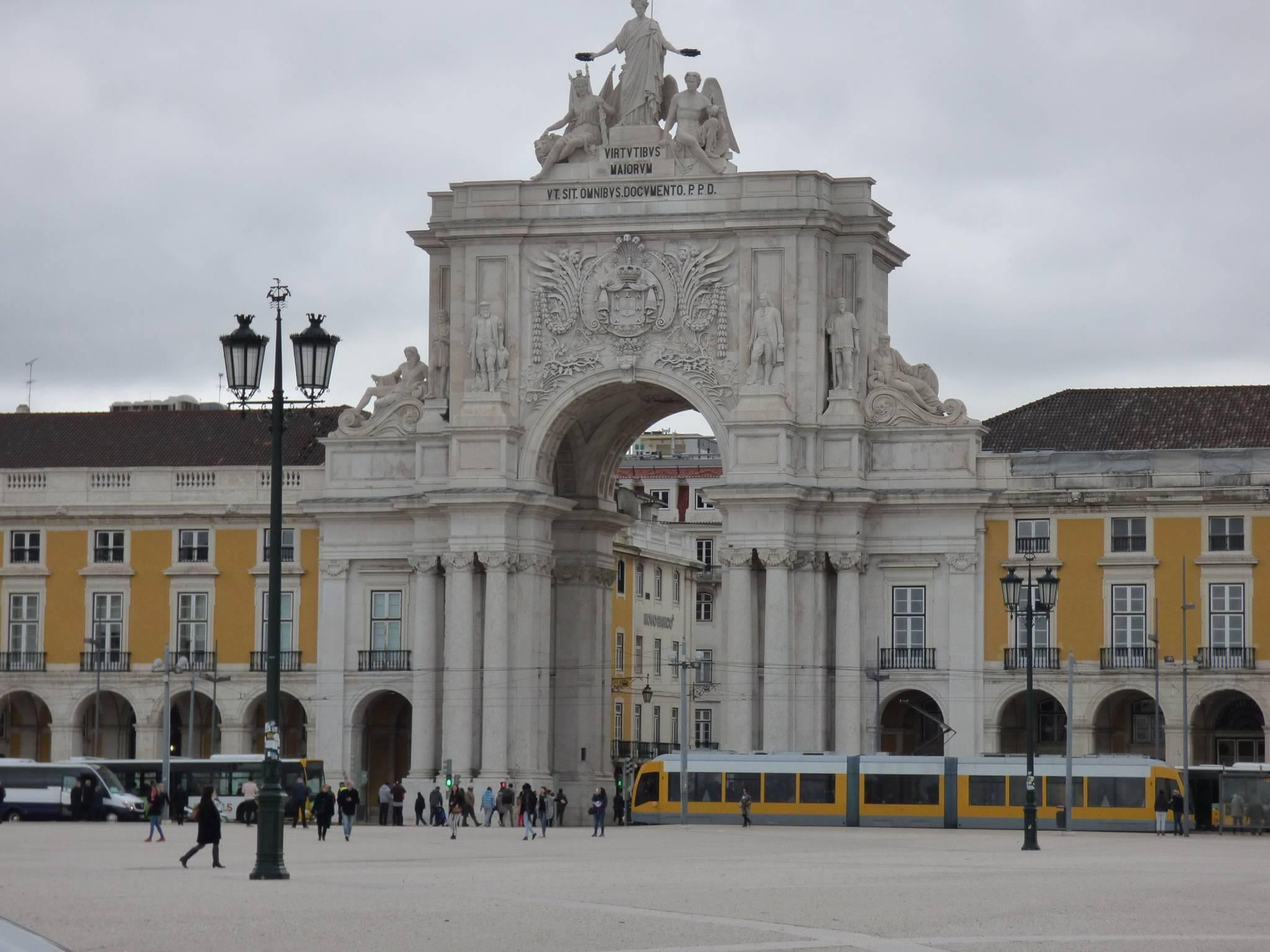 Praça de comércio