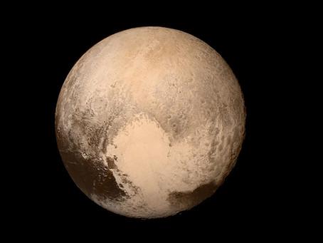 C'est exact #2 : Du neuf sur Pluton