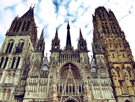 La Pause Photo : la cathédrale de Rouen