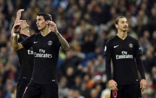 Le trio d'attaque parisien a déçu (Le Parisien)