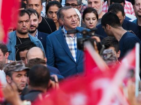 Turquie : contre réussi pour Erdogan