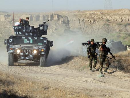 En Irak, l'Etat Islamique perd du terrain