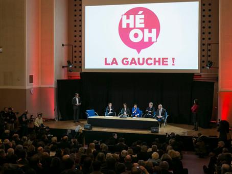 """""""Hé oh la gauche"""", un nouveau mouvement pour lancer une campagne ?"""