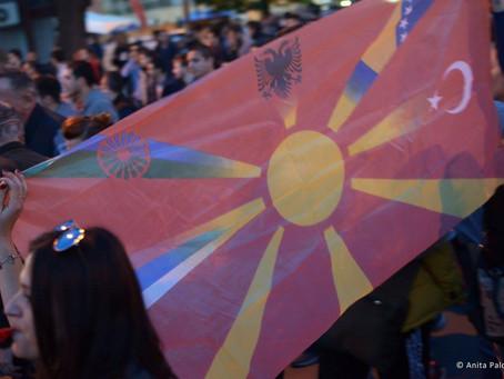 La démocratie en danger en Macédoine