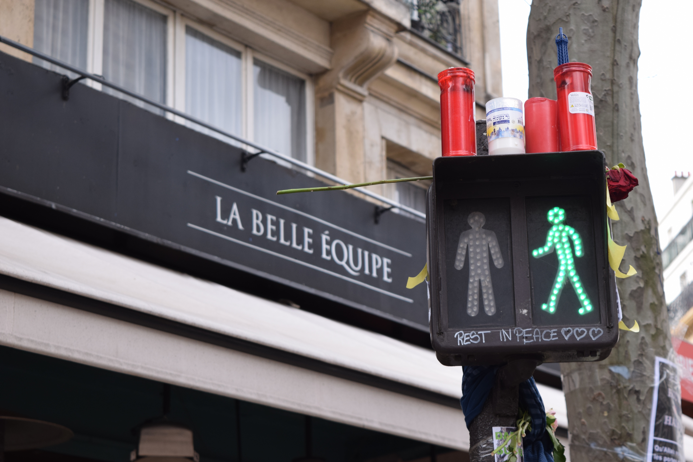 La Belle Equipe, rue de Charonne