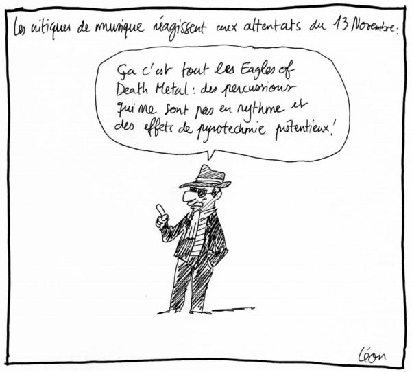 Critique attentats