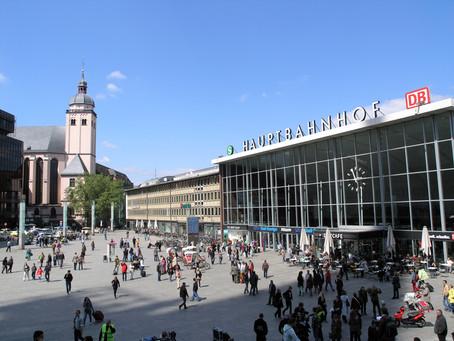A Cologne, un début d'année agité
