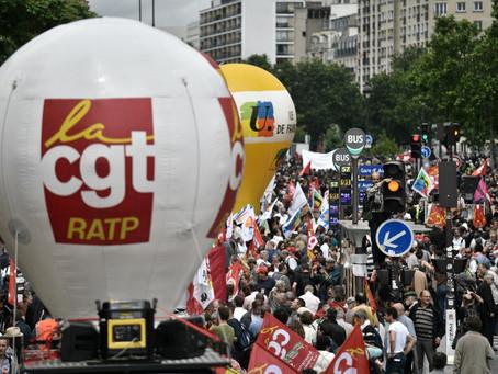Le dernier baroud d'honneur des syndicats contre la loi travail