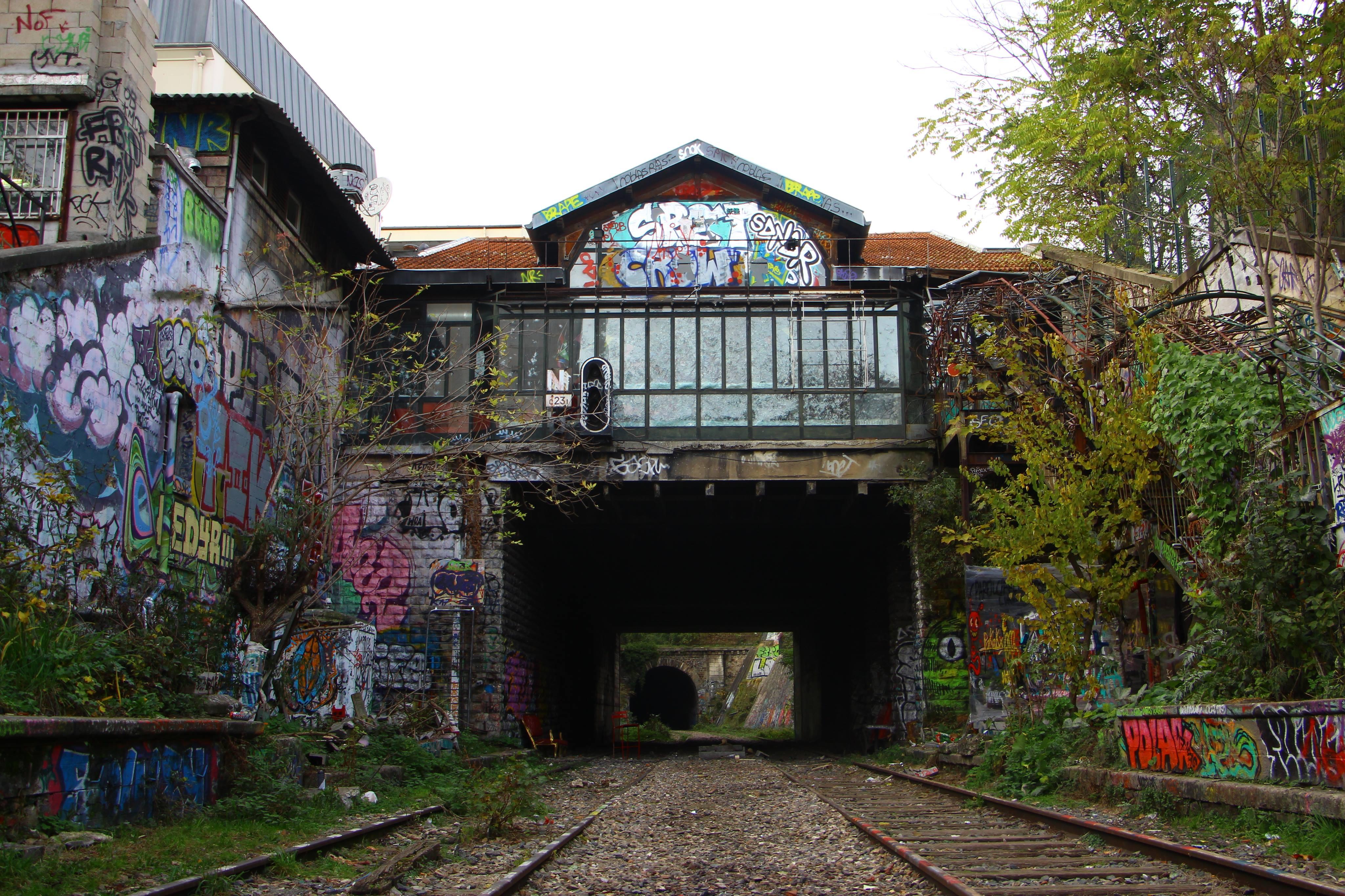Gare de Charonne