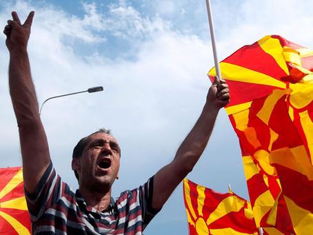 Dossier - Macédoine, entre religion et revendications