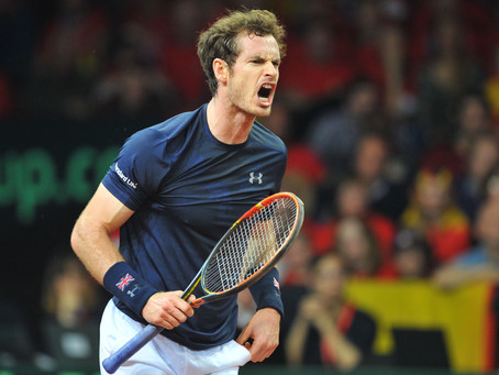Tennis : Andy Murray, the only one