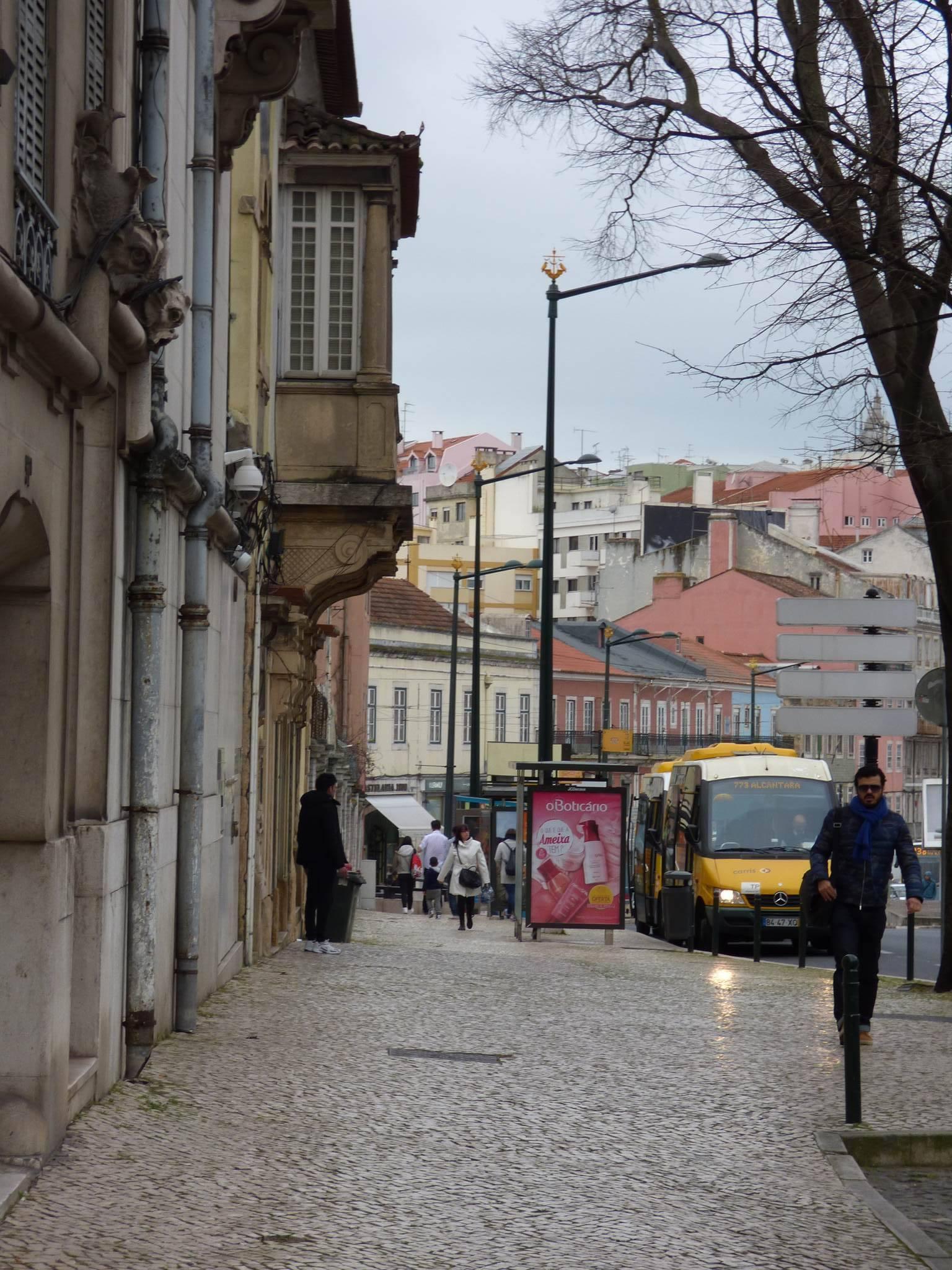 Quartier du Bairro Alto
