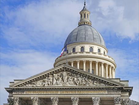 Simone Veil au Panthéon : retour sur l'histoire de la célèbre nécropole