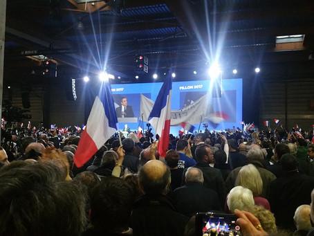 A Paris , François Fillon lance sa deuxième campagne