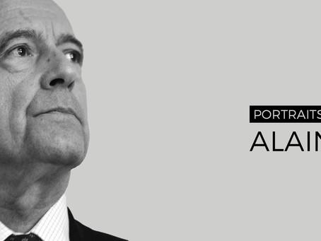 Portraits de primaire : Alain Juppé