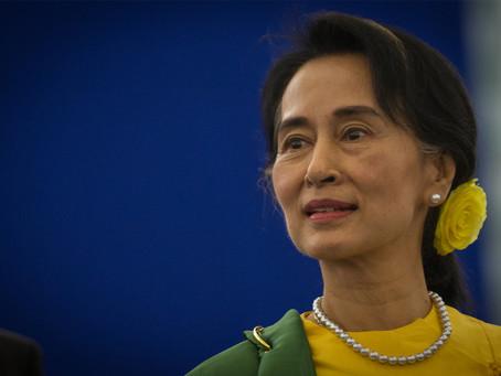 Birmanie : Aung San Suu Kyi en route vers le pouvoir