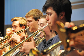 Arabian Youth Orchestra Trumpets