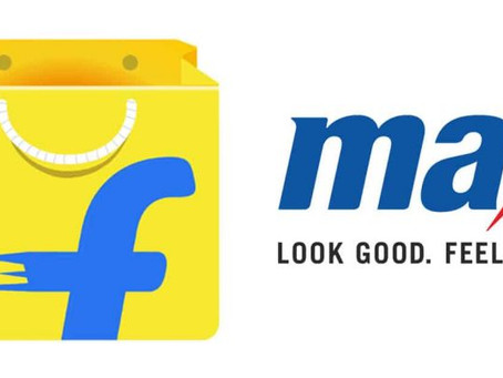 Flipkart ties up with Max Fashions
