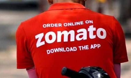 Zomato raised Rs.760 crores from Tiger global