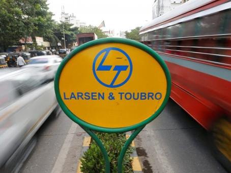 Larsen & Toubro Bags Contract To Build India's Longest River Bridge