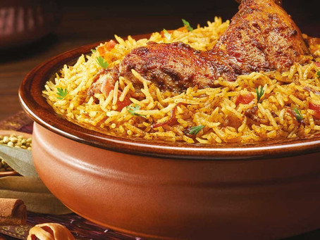 Biryani, butter chicken most searched Indian food globally: study