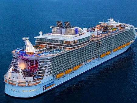 Discover the World's Largest Cruise Ships Royal Caribbean, with Top 10 Biggest Cruise Ships list...