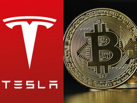 Tesla buys $1.5 billion in bitcoin, plans to accept it as payment.