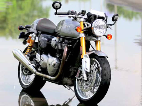 Triumph Motorcycles eyes up to 20% growth in sales this fiscal in India