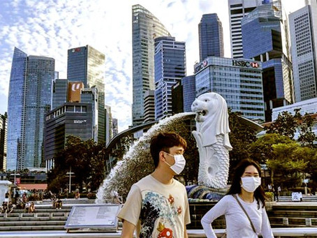 Singapore to create 100,000 jobs in 2021.