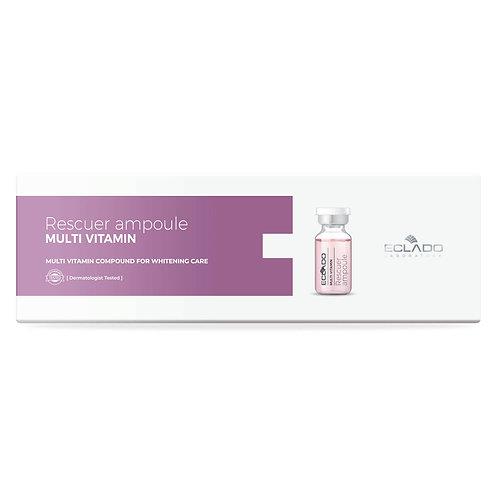 ECLADO Rescuer Multi Vitamin Ampoule | 3.5ml x 10pcs