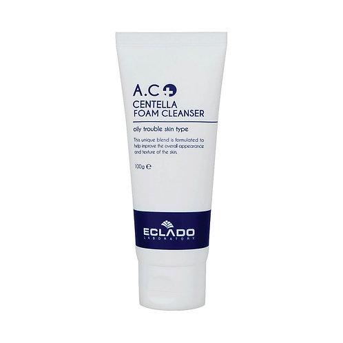 ECLADO A.C Centella Foam Cleanser | 100g