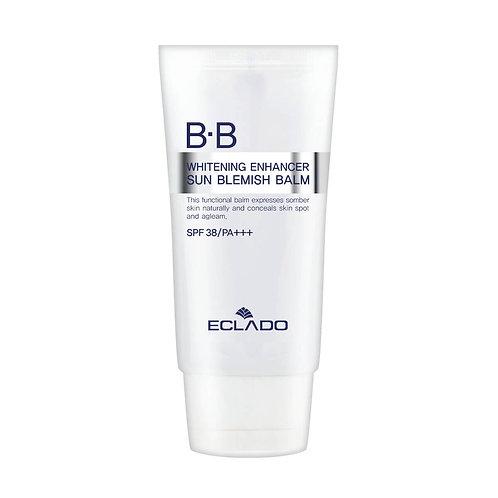ECLADO Whitening Enhancer Sun Blemish Balm SPF38 PA+++   50g