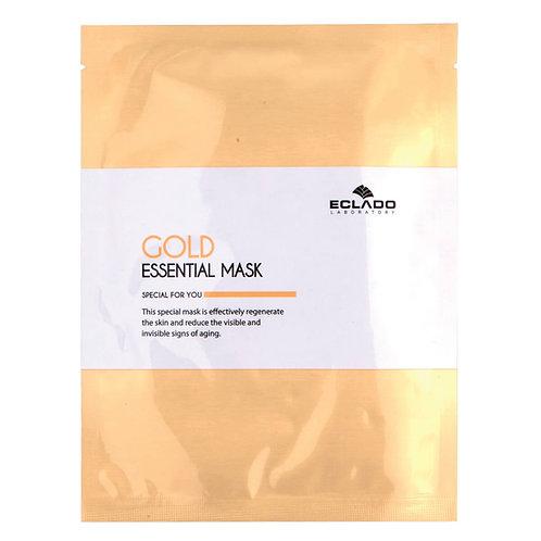 ECLADO Gold Essential Mask | 30g x 10 pcs