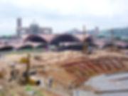 Fundamenta - Obra Basílica