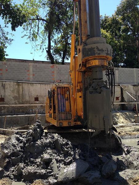Fundamenta - Estaca Escavada
