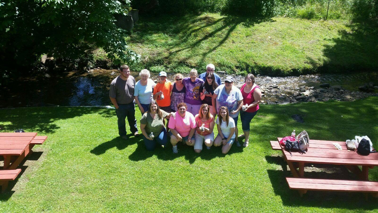 Groups at Gem Mountain