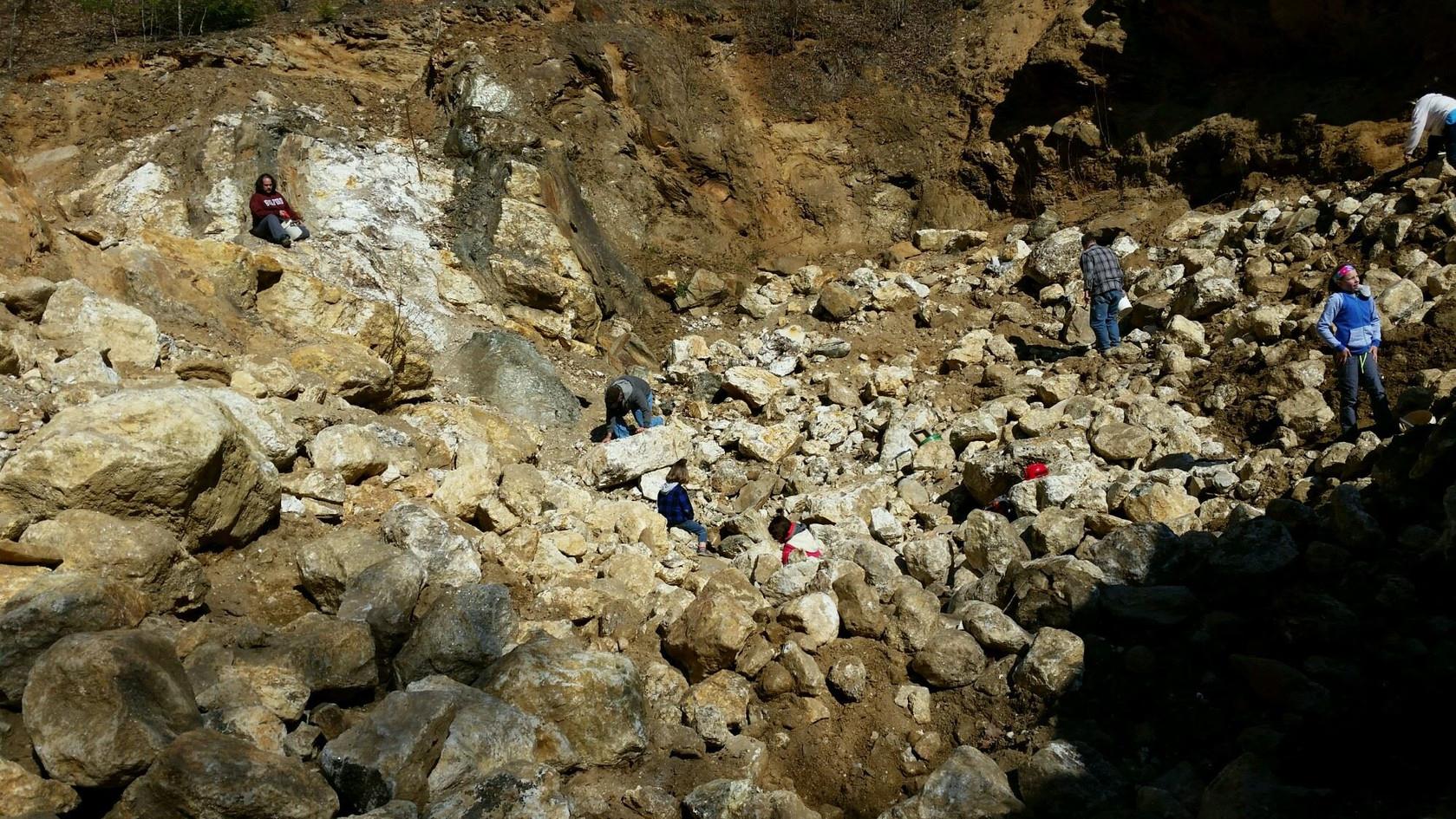 The Brushy Creek Mine
