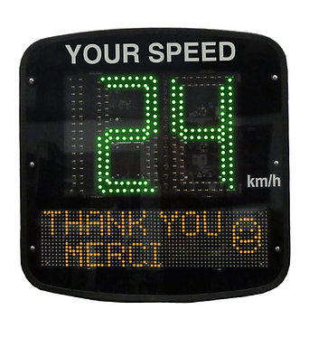 Radar Speed Display RAD50