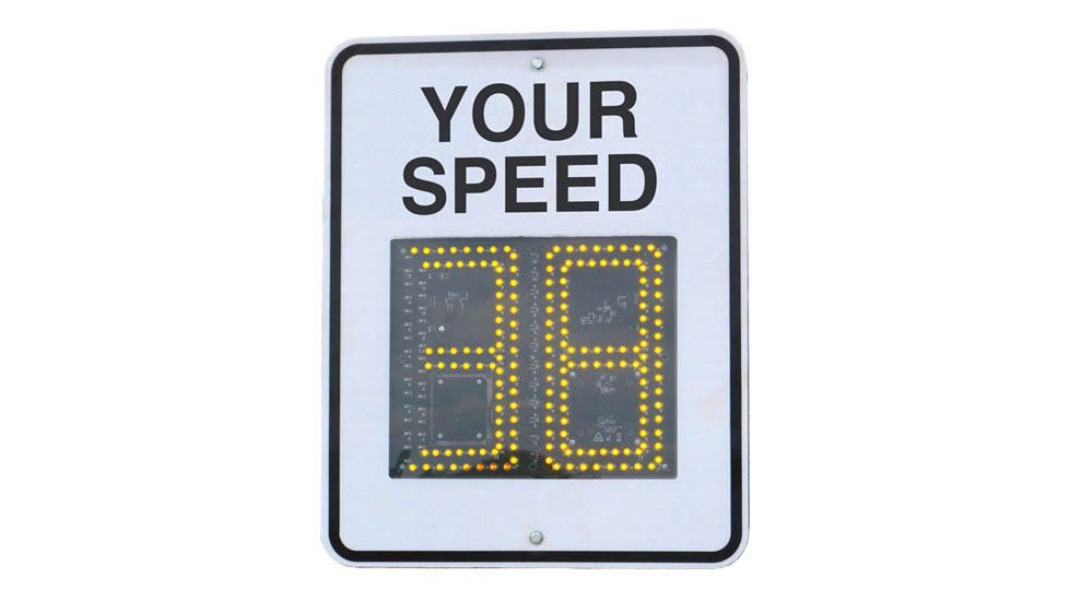 Radar Speed Display RAD52