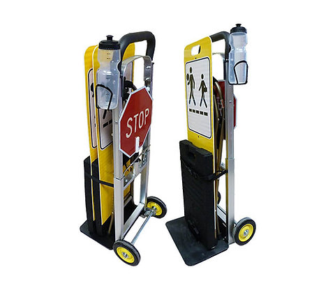 Portable Signaling kit for school crossing guard