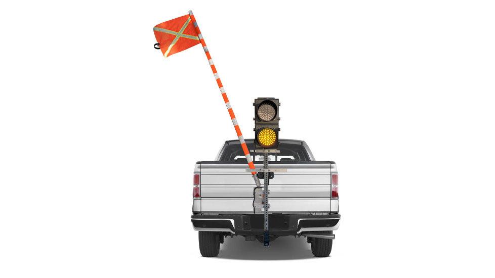 Mobile Flagman System